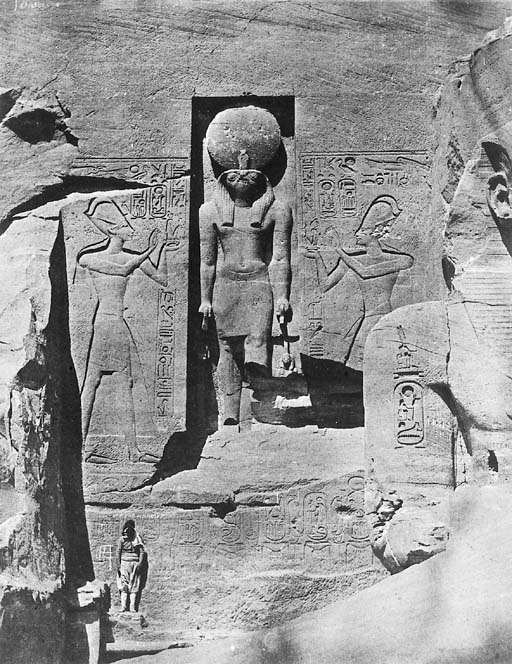 Nubia and Egypt, 1850