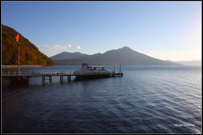支笏湖(Lake Shikotsu)02