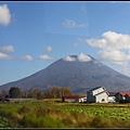 羊蹄山(Mount Yōtei)
