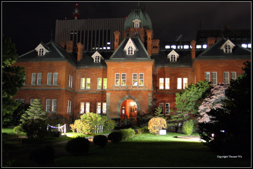 北海道庁旧本庁舎(Former Hokkaidō Government Office Building)01