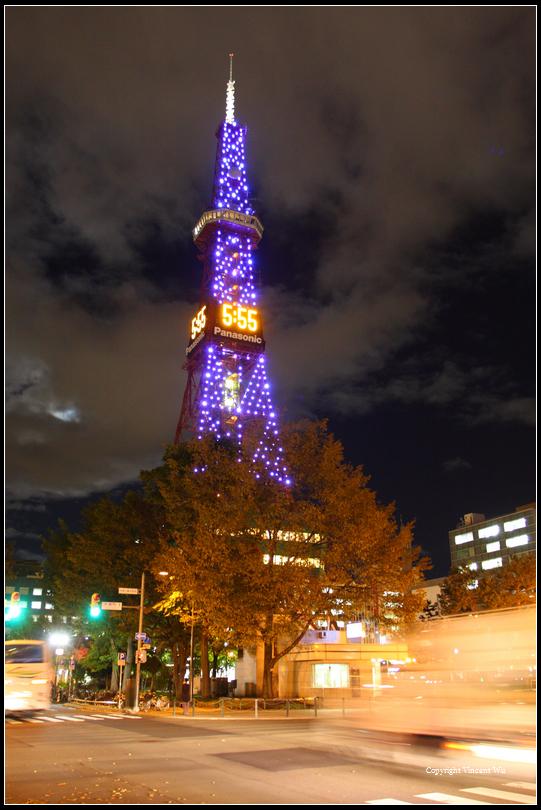 札幌電視塔(Sapporo TV Tower)01