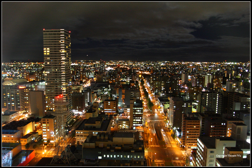 札幌電視塔(Sapporo TV Tower)02