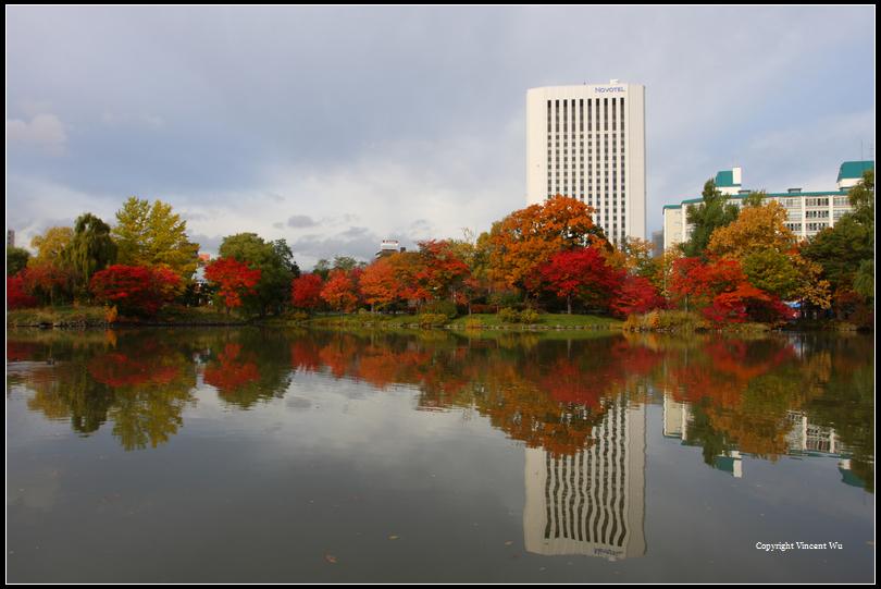 中島公園(Nakajima Park)01