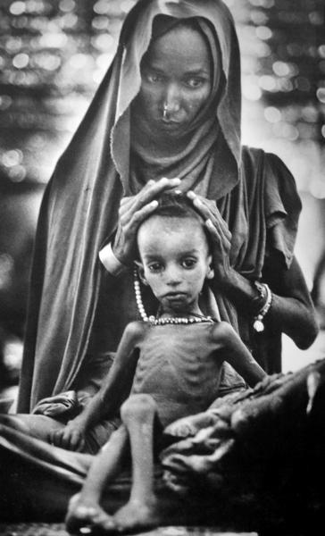Ethiopean Famine ~ 1985 Pulitzer Prize