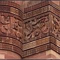 古達明納塔(Qutb Minar)03