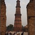 古達明納塔(Qutb Minar)05