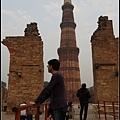 古達明納塔(Qutb Minar)06