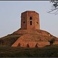 五比丘迎佛塔(Chaukhandi Stupa)01