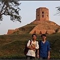 五比丘迎佛塔(Chaukhandi Stupa)02