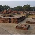 鹿野苑(Sarnath)01