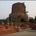 鹿野苑(Sarnath)04