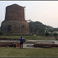 鹿野苑(Sarnath)05