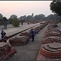 鹿野苑(Sarnath)06