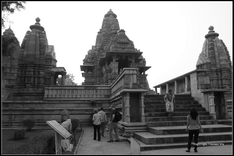 卡鳩拉荷(Khajuraho)01