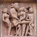 卡鳩拉荷性廟(Khajuraho Group of Monuments)08