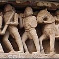 卡鳩拉荷性廟(Khajuraho Group of Monuments)09