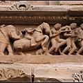 卡鳩拉荷性廟(Khajuraho Group of Monuments)13