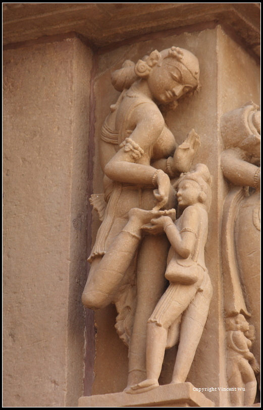 卡鳩拉荷(Khajuraho)17