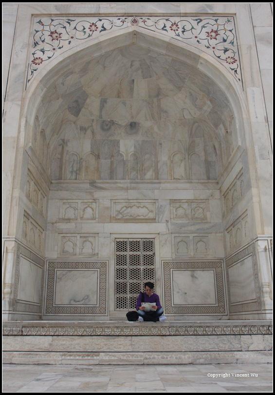 泰姬瑪哈陵(Taj Mahal)15