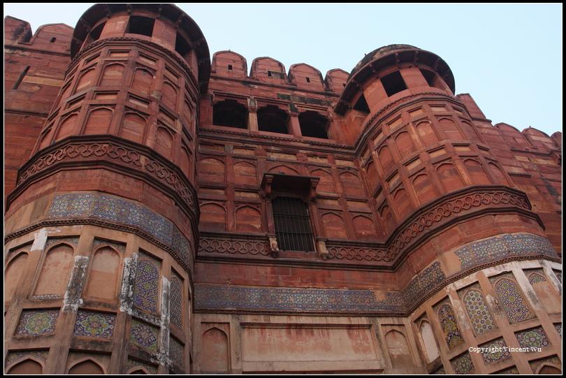 阿格拉紅堡(Agra Fort)02
