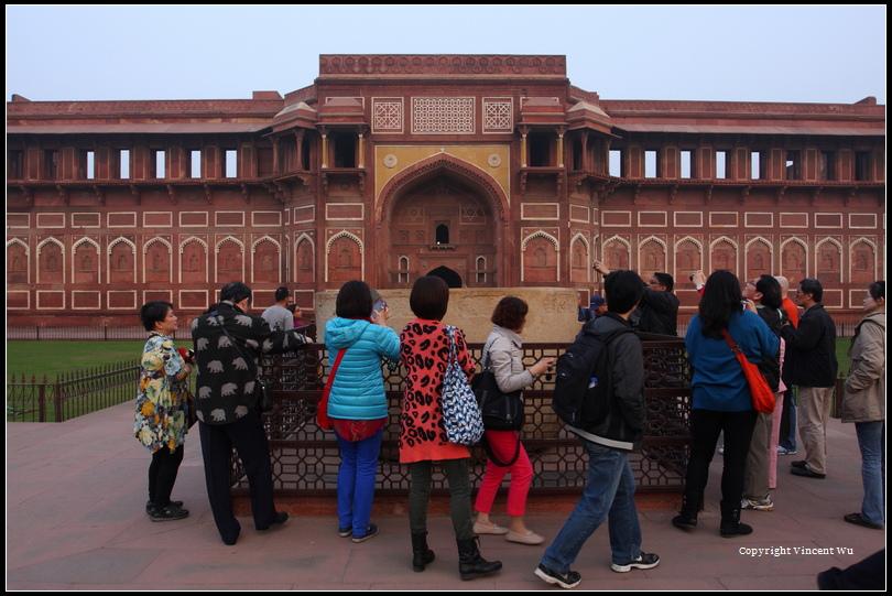 阿格拉紅堡(Agra Fort)04