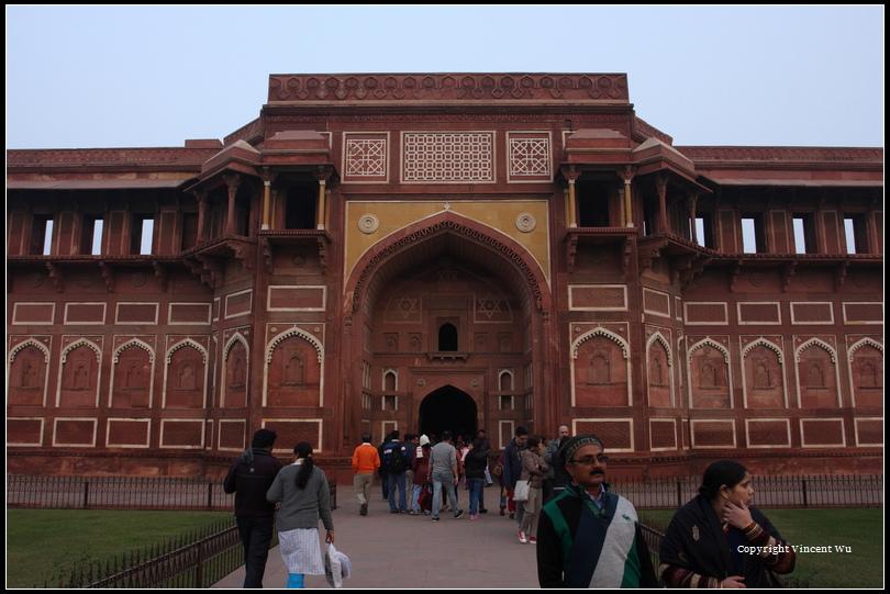 阿格拉紅堡(Agra Fort)05