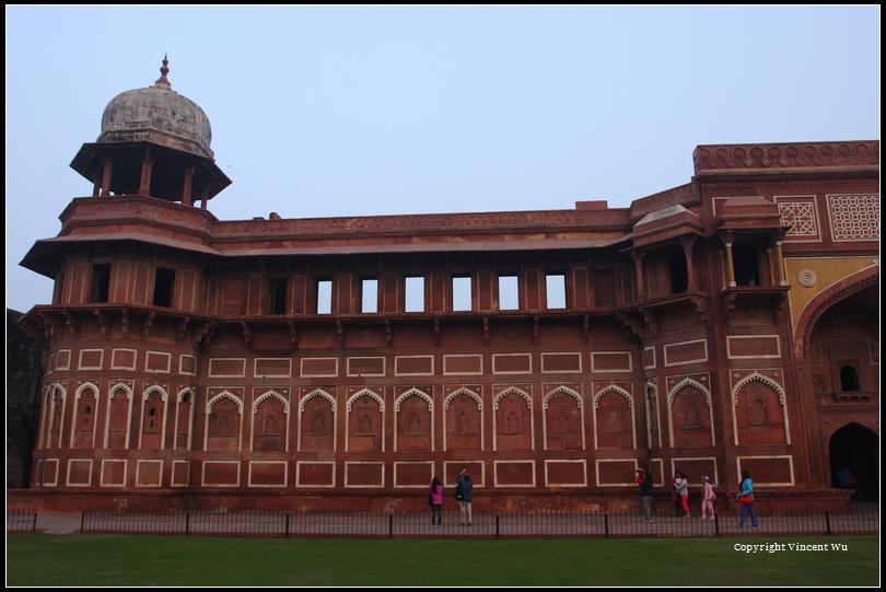 阿格拉紅堡(Agra Fort)06