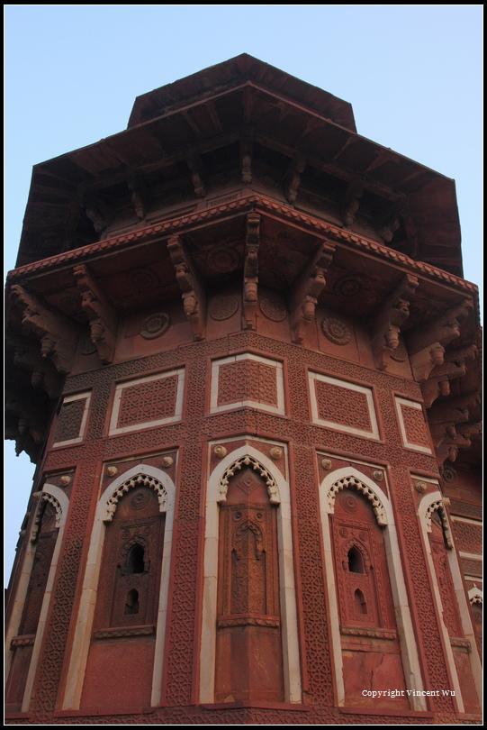 阿格拉紅堡(Agra Fort)08