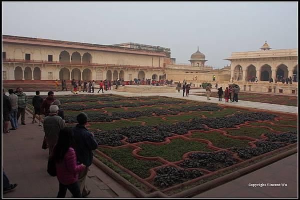 阿格拉紅堡(Agra Fort)09