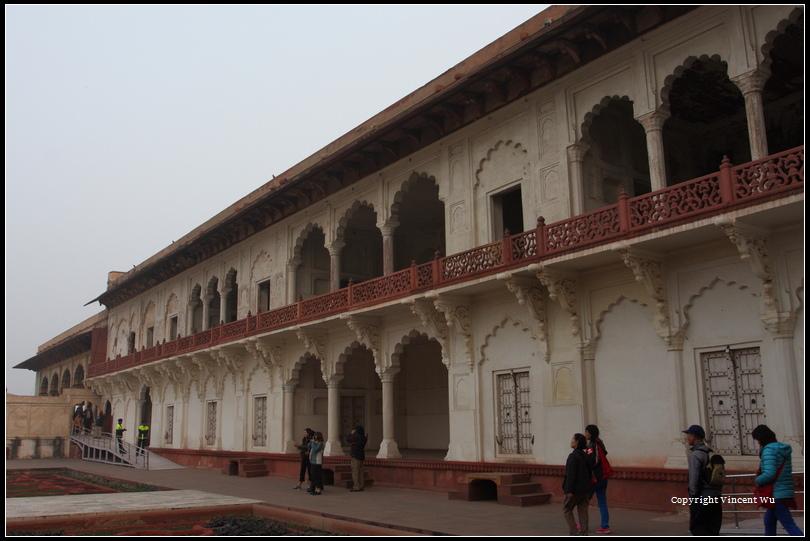 阿格拉紅堡(Agra Fort)10