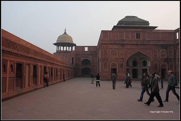 阿格拉紅堡(Agra Fort)11