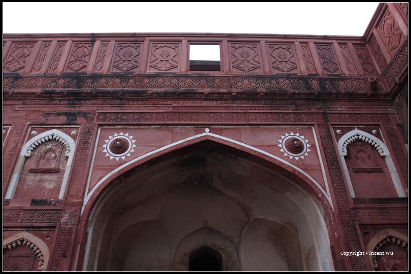 阿格拉紅堡(Agra Fort)12