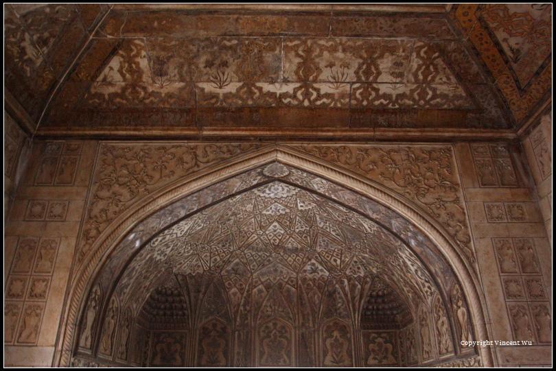 阿格拉紅堡(Agra Fort)14