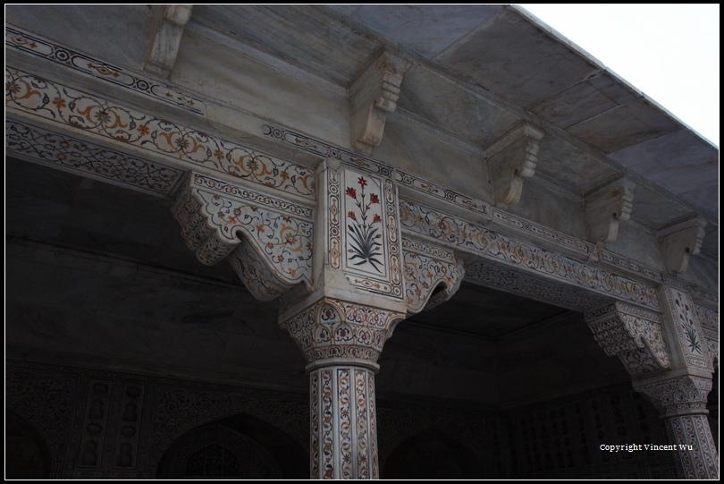 阿格拉紅堡(Agra Fort)15