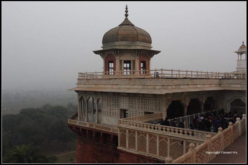 阿格拉紅堡(Agra Fort)16