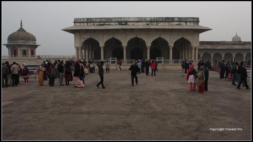 阿格拉紅堡(Agra Fort)17