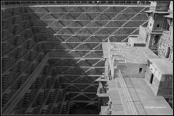 夏恩.芭歐利地底宮殿(Chand Baori)04