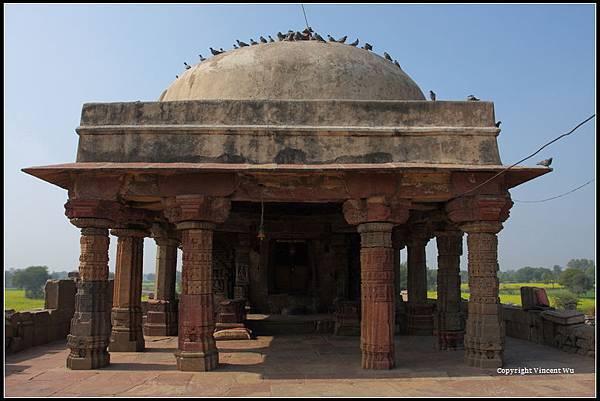 哈莎特.瑪他女神廟(Harshat Mata Temple)02
