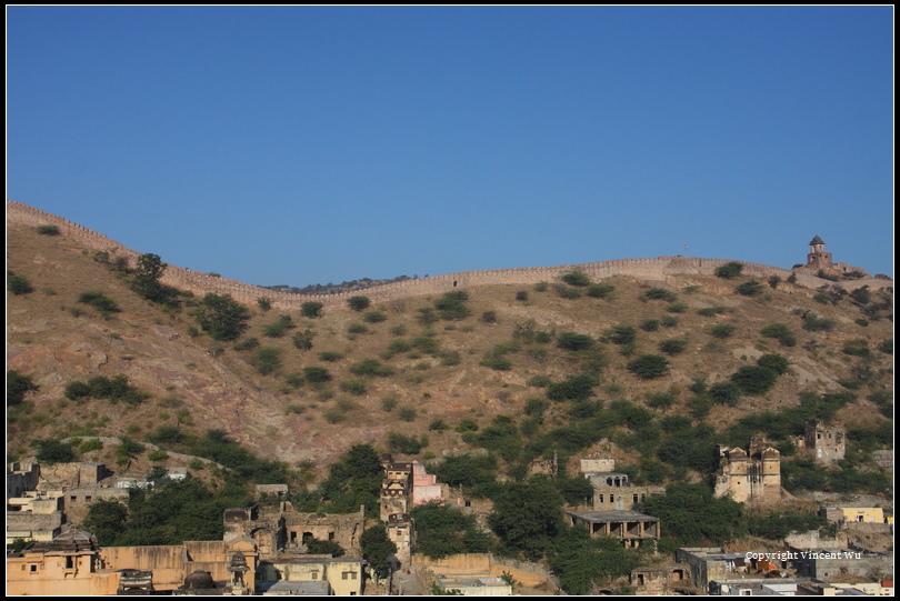 琥珀堡(Amber Fort)37