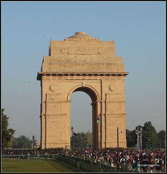 印度門(India Gate)