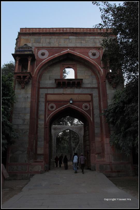 胡馬雍大帝陵寢(Humayun's Tomb)09
