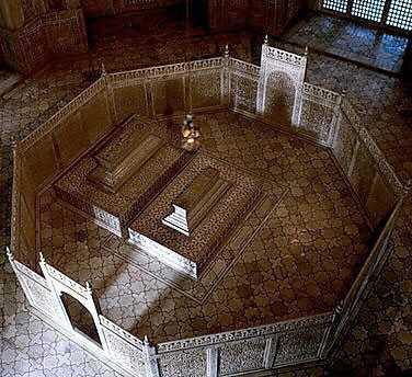 泰姬瑪哈陵陵墓07
