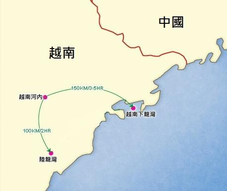 地圖_越南行跡