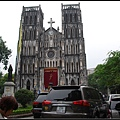 聖若瑟主教座堂(NHÀ THỜ CHÍNH TÒA HÀ NỘI)