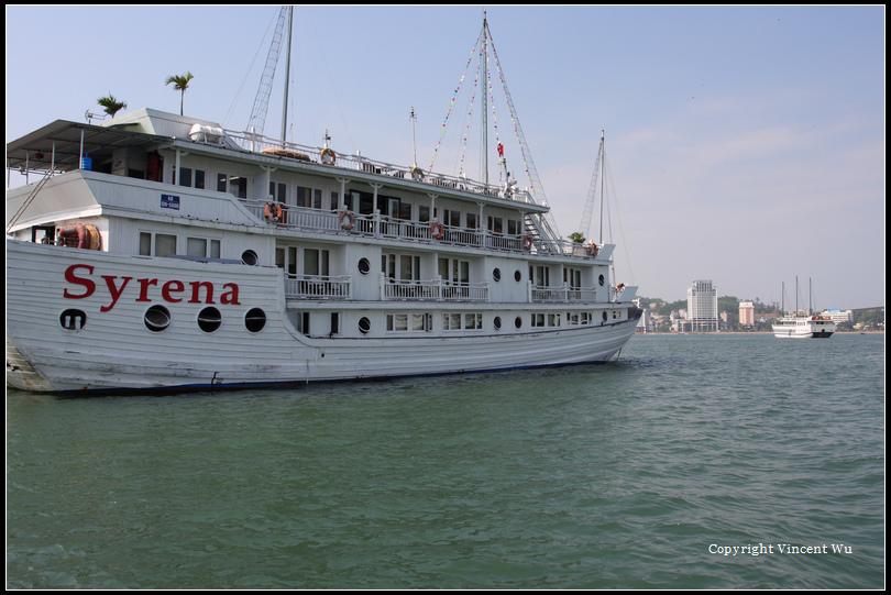 美人魚號郵輪酒店(Syrena Cruises)01