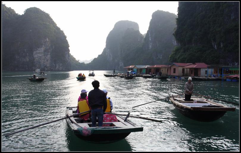 海上漁村(LÀNG CHÀI VÙNG VIÊNG)05