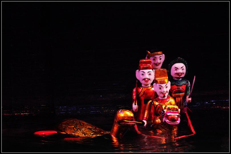 昇龍水上木偶劇院(NHÀ HÁT MÚA RỐI THĂNG LONG)06