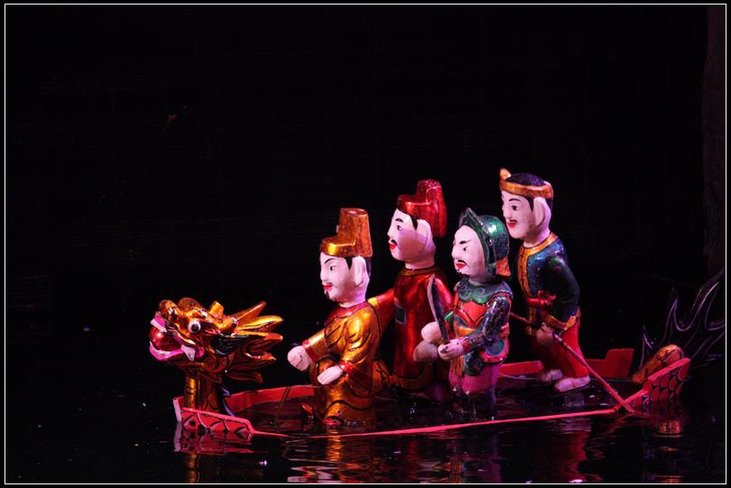 昇龍水上木偶劇院(NHÀ HÁT MÚA RỐI THĂNG LONG)07