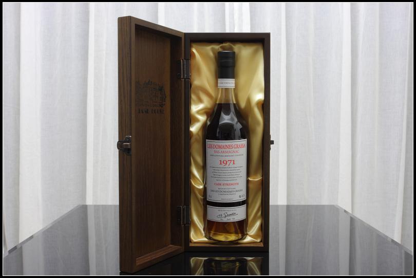 羅德堡頂級年份雅馬邑原酒1971_01