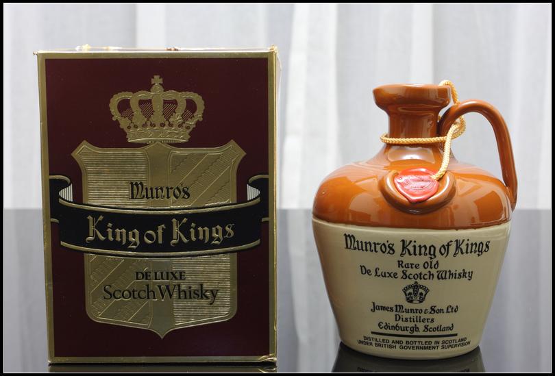 萬王之王陳年威士忌